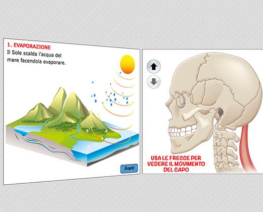 LOESCHER – animazioni interattive di scienze